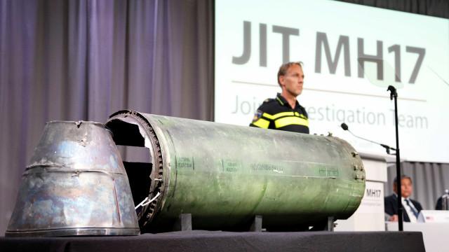 Rússia rebate acusação sobre ataque contra voo MH17
