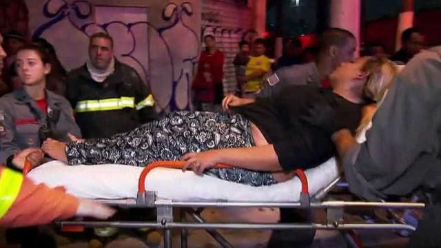 Galpão invadido pega fogo e 3 crianças morrem na zona leste de SP
