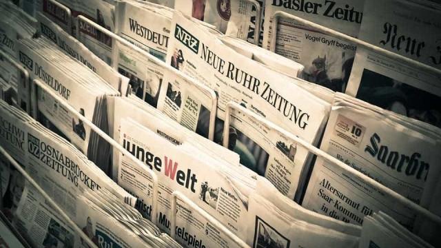 Artigo de jornal gera mal-estar diplomático entre Itália e Alemanha