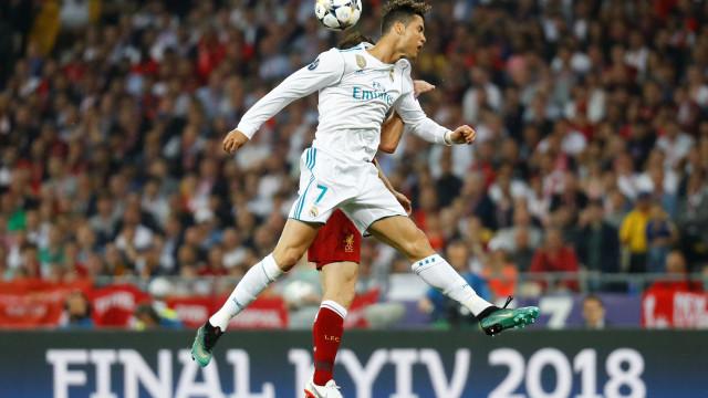 CR7 diz que 'foi muito bonito jogar no Real Madrid' e choca torcida