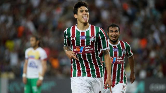 Fluminense acaba com tabu e vence a Chapecoense no Maracanã
