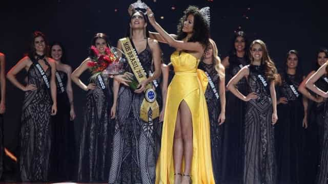 Miss Brasil 2018: candidata do Amazonas é coroada a mais bela do país