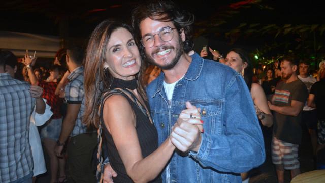 Fátima Bernandes revela detalhes do 1º encontro com Túlio Gadêlha