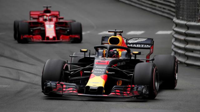 Ricciardo confirma domínio e vence de ponta a ponta em Mônaco