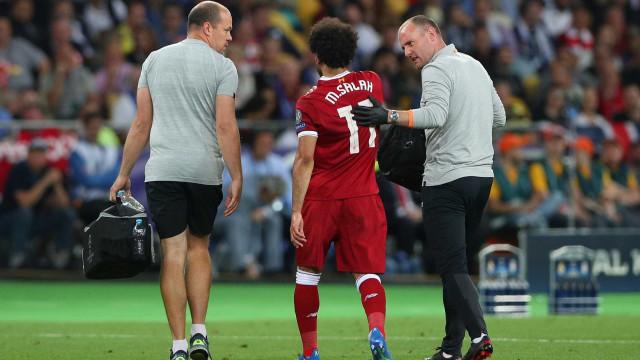Salah tranquiliza torcida e diz que está confiante para Rússia