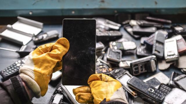 Mundo produzirá 54 milhões de toneladas de lixo eletrônico em 2025