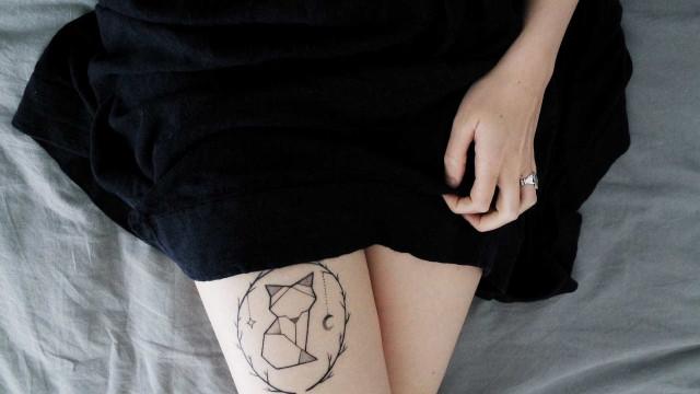 Tatuagens nas pernas podem dificultar o tratamento de varizes
