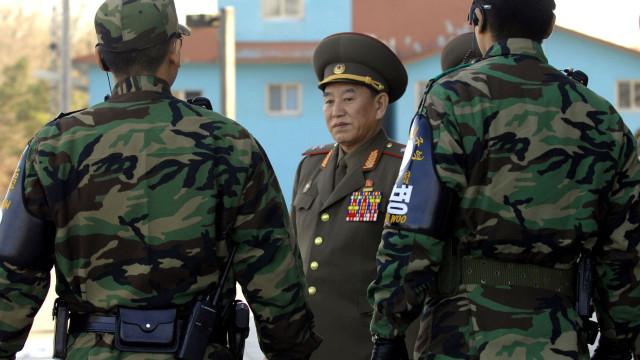 Alto escalão do regime norte-coreano visita os Estados Unidos