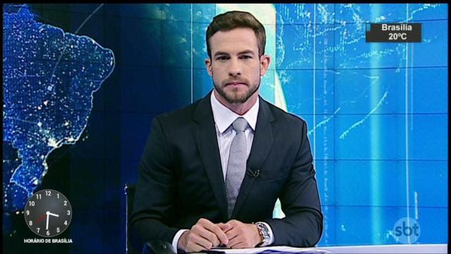 Repórter-gato desbanca atores e vira campeão de mensagens na TV
