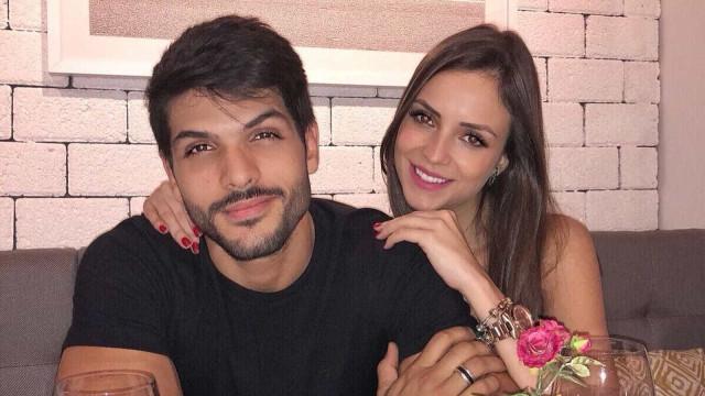 Ex-BBB Lucas revela como se reconciliou com a noiva Ana Lúcia
