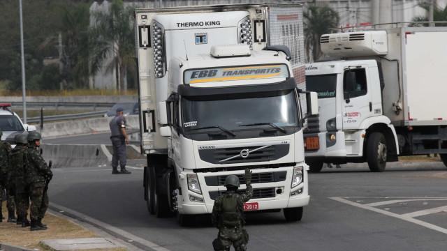 Estradas no país têm 540 pontos de obstrução, diz ministro