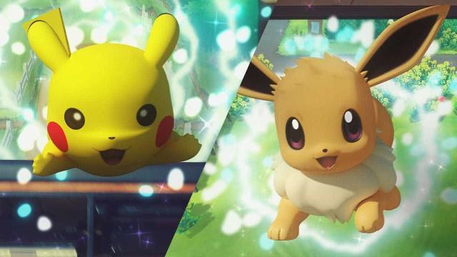 Nintendo anuncia novo jogo Pokémon para Switch cheio de interatividade