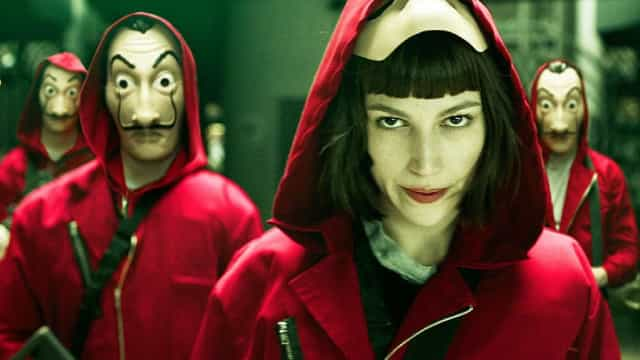 Criador de 'La Casa de Papel' produzirá novas séries para a Netflix