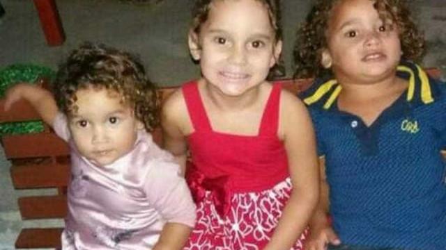 Crianças morrem queimadas em incêndio no Ceará