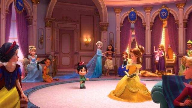 Vanellope critica princesas da Disney em novo trailer de 'Wi Fi Ralph'