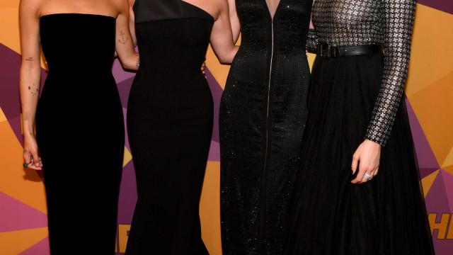 Shailene Woodley recebe apoio de colegas de 'BLL' em novo filme