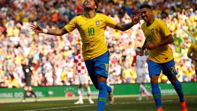 Brasil tem o terceiro elenco mais caro da Copa; confira o ranking