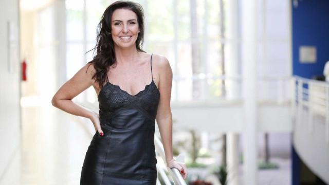Glenda Kozlowski volta ao SporTV após 23 anos