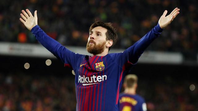 'Eu adoraria que o Neymar voltasse para o Barcelona', diz Messi