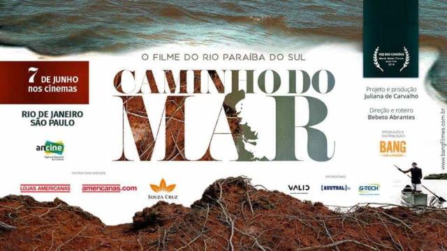 Documentário 'Caminho do Mar' escapa de limitações