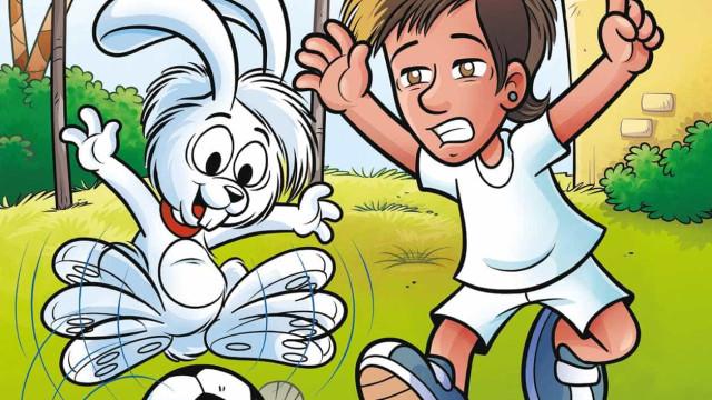 Às vésperas da Copa, Mauricio de Sousa lança quadrinhos de Neymar
