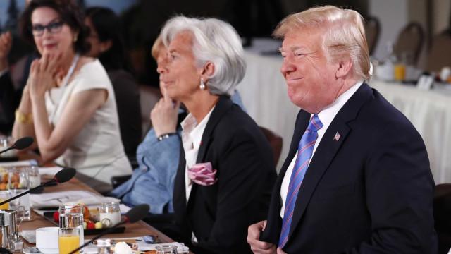 G7 assume luta ao protecionismo, mas isola Trump sobre clima