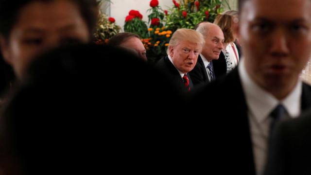 Trump está 'completamente preparado' para encontro com Kim, diz Pompeo