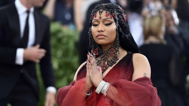 Nicki Minaj confirma turnê no Brasil e manda recado: 'Fora Temer'