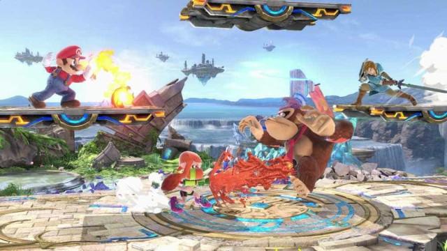 'Super Smash Bros. Ultimate' terá todos os personagens da série