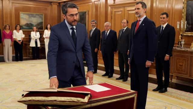 Ministro da Cultura espanhol pede demissão