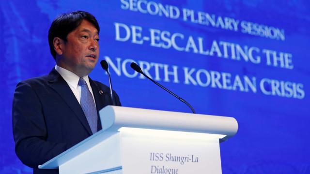 Fim de manobras militares de EUA e Coreia preocupa Japão