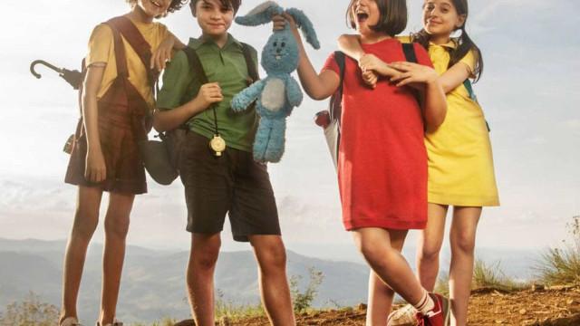Filme da 'Turma da Mônica' tem 1ª imagem do elenco infantil divulgada