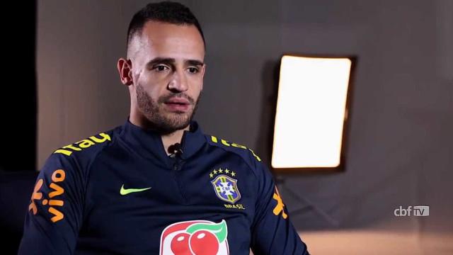 Renato Augusto relembra primeiras memórias de Copa do Mundo: 1994