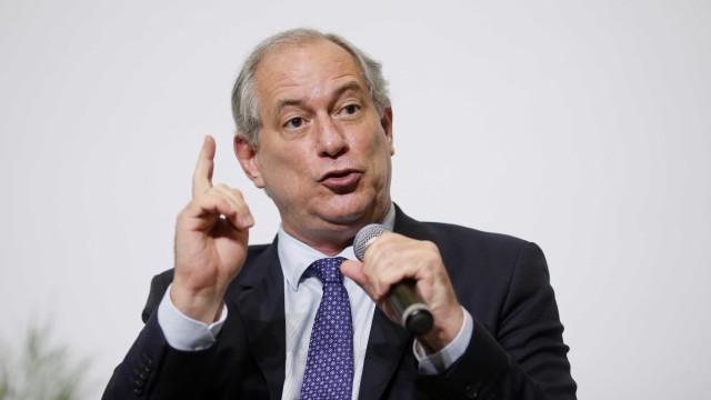 Ciro defende novo projeto industrial e promete gasolina a R$ 3