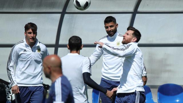 Argentina e França em campo: confira os jogos e horários deste sábado