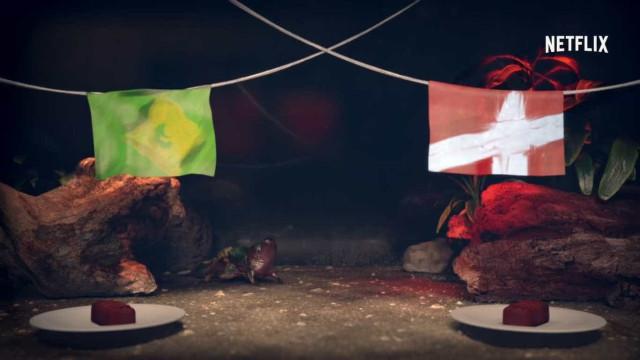 Netflix: criatura de 'Stranger Things' dá palpite para jogo do Brasil