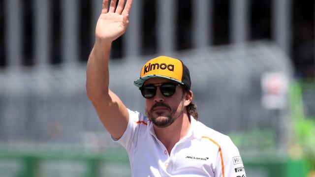 Mclaren tem como prioridade renovar com Alonso para 2019