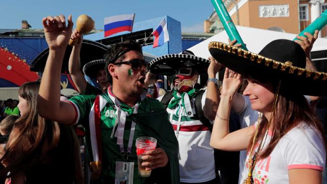 Gol na Copa provoca leve terremoto na Cidade do México
