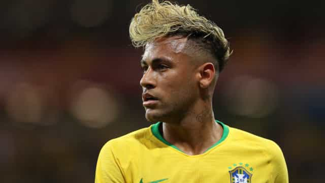 Neymar é o jogador mais citado no Twitter durante 1ª rodada da Copa