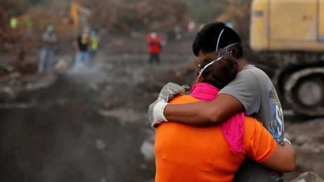 Terremoto de magnitude 5,6 atinge a Guatemala