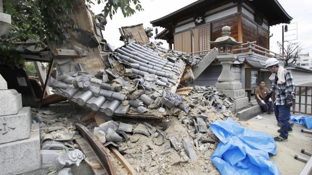 Fotos: tremor no Japão deixa ao menos três mortos e mais de 300 feridos