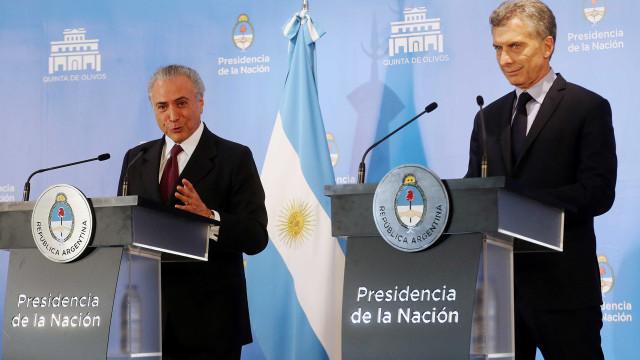 Uruguai se opõe a Brasil e Argentina em acordo com União Europeia