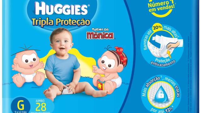 Anvisa suspende venda de fraldas da Turma da Mônica