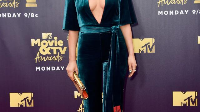 Olivia Munn descobriu contracenar com criminoso sexual em 'O Predador'