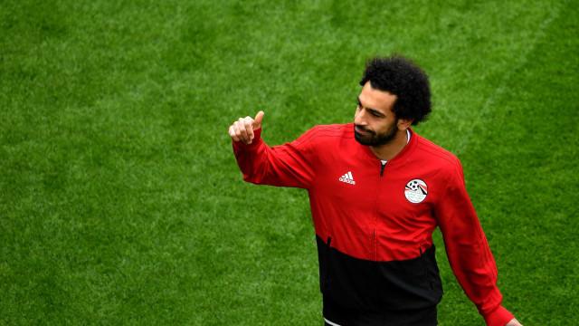 Segunda rodada dos grupos da Copa começa com Salah em campo