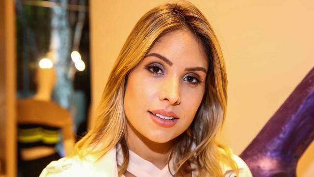 Thyane Dantas comenta polêmica sobre pensão de Wesley Safadão