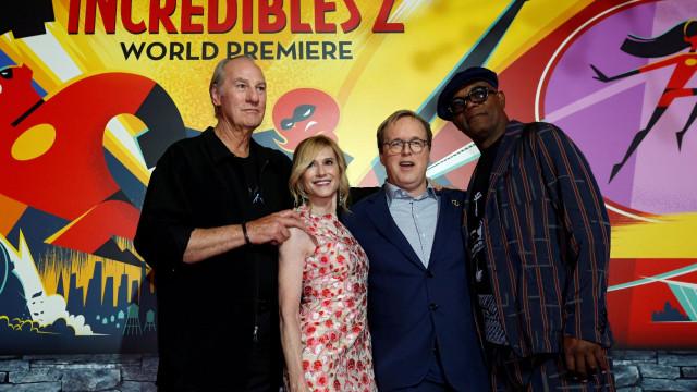 Cinemas alertam que 'Os Incríveis 2' pode ser sensível para epiléticos