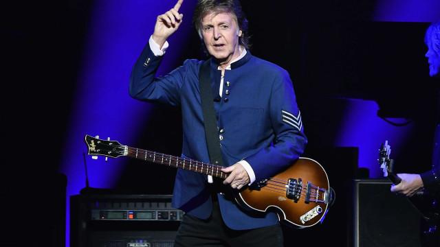 Paul McCartney lança duas músicas novas nesta semana, diz revista