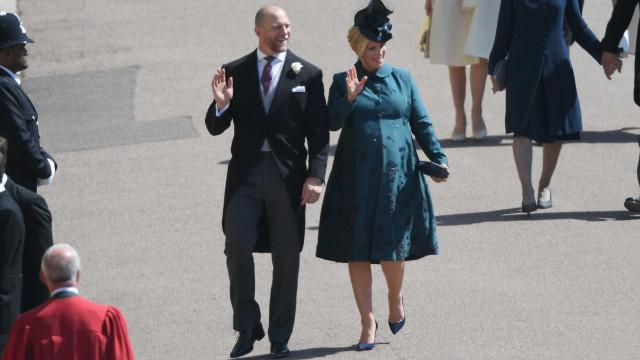 Neta da rainha Elizabeth 2ª, Zara dá à luz segunda filha