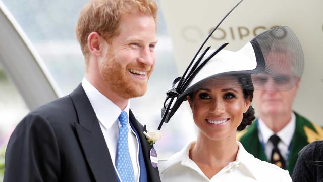 Harry e Meghan farão 1ª viagem internacional para Irlanda